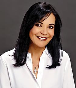 Portrait of Rita Baron