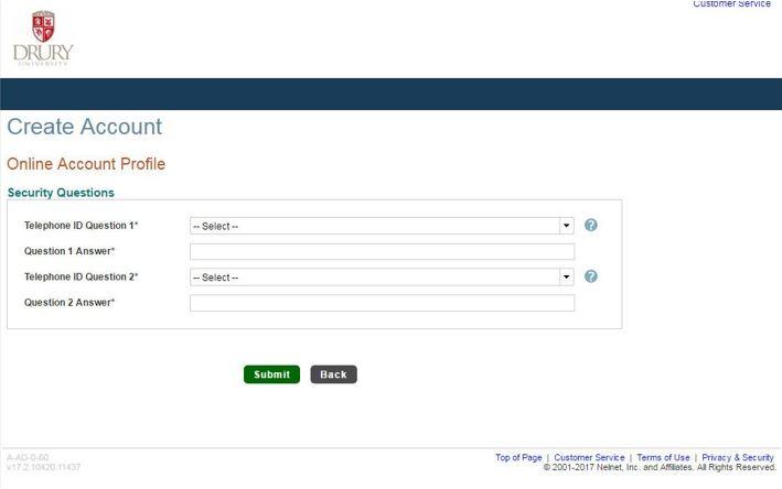 Screen capture of NelNet