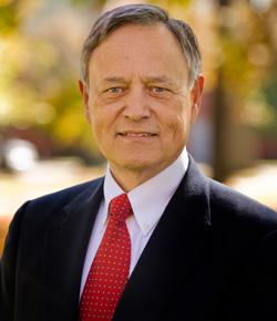 Portrait of Bill Hart