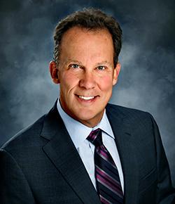 Portrait of Thomas G. Prater, M.D.