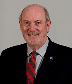 Portrait of Lyle D. Reed