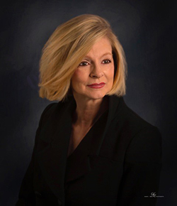 Portrait of Terry Lynn Reynolds