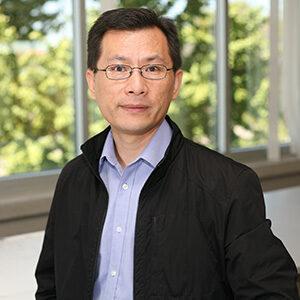 Portrait of Yong Huang.