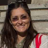 Portrait of Ioana Popescu.