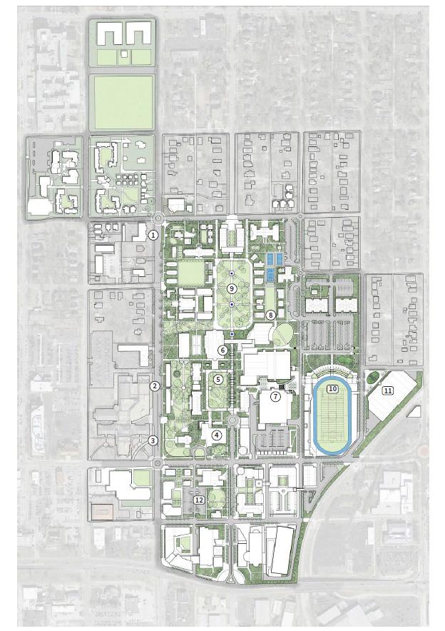 Proposed Landscape Improvements