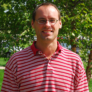Portrait of Scott Petrich.