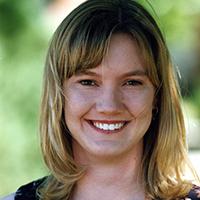 Portrait of Jennie Long.
