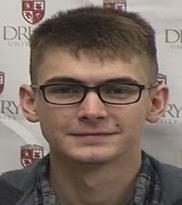 Portrait of Chandler Doty.