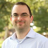 Portrait of Justin Leinaweaver
