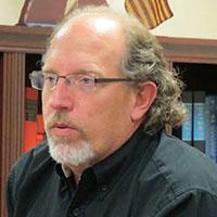Portrait of Dan Ponder.