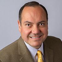Portrait of Juan Andres Rodriguez-Nieto.