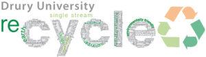 Drury University single stream reycycle.