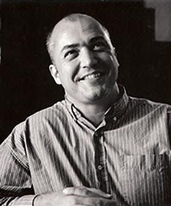 Portrait of Steve Carpenter.