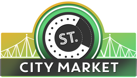 C Street City Market Logo.