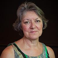 Portrait of Becky Stone.