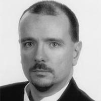 Portrait of Stephen Bomgardner.