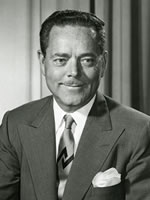 Portrait of Ernest R. Breech.