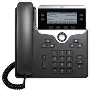 Image of Cisco Phone Model 7841.