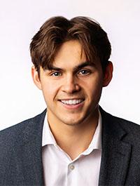 Portrait of Jeremy Coen.