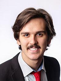 Portrait of Matthew Dalton.