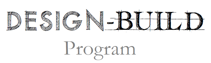 Design-Build Program illustration.