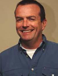 Portrait of Rob Dickerson.