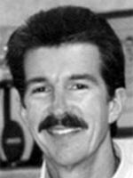 Portrait of David O'Reilly.