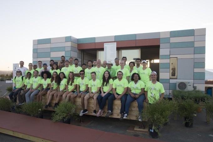Solar Decathlon team.