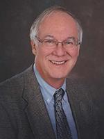 Portrait of David Harrison.