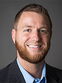 Portrait of Dan Heisler.
