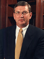 Portrait of Thomas McAlear.