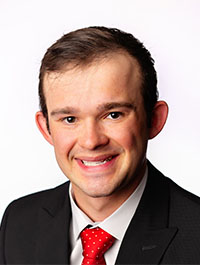 Portrait of Kyler Propps.
