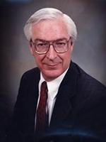 Portrait of John William (Bill) Ricketts.