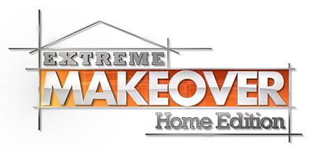 Extreme Makeover Home Edition logo.