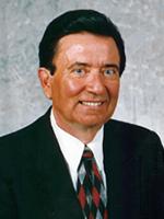 Portrait of Jack C. Shewmaker.