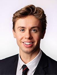 Portrait of Graham Wells.