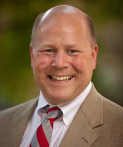 Portrait of Kevin Kropf.