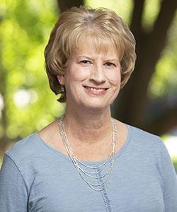 Portrait of Glori Anne Hedrick.