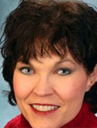 Portrait of Bonnie Bell.