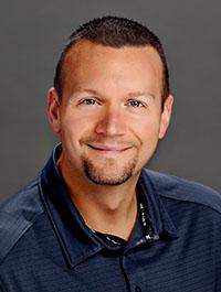Portrait of Matt McFail.