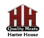 Harter House logo.