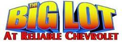 Reliable Chevrolet logo.