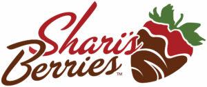 Shari's Berries Logo.