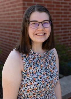 Portrait of Allison Fox.