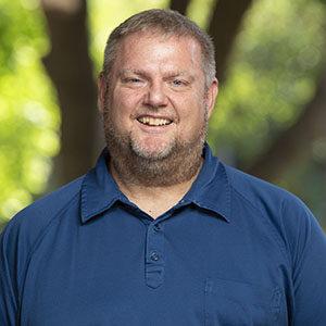 Portrait of Ed Williamson.