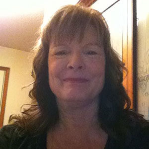 Portrait of Gail Slye.