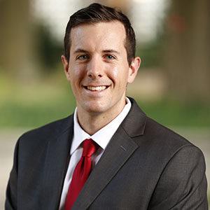 Portrait of Ryan Gordon.