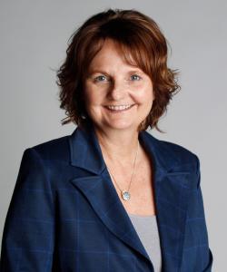 Portrait of Regina Waters.