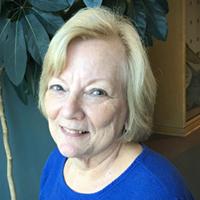 Portrait of Marianne Crocker.